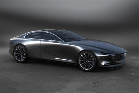 Mazda Vision Coupe concept is like a Japanese Ferrari ...