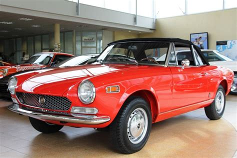 1970 Fiat 124 Spider by Fiat 124 Spider As 1970 For Sale Classic Trader