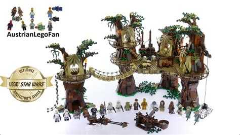 Lego Star Wars 10236 Ewok Village Ultimate Collectors