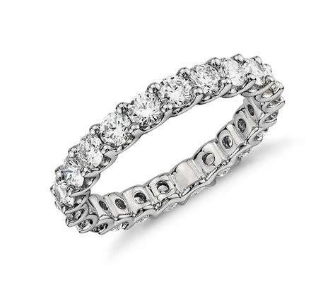 Luna Diamond Eternity Ring In Platinum (2 Ct Tw)  Blue Nile