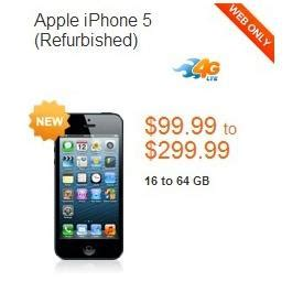 iphone refurbished at t at t selling refurbished iphone 5 starting at 99 news