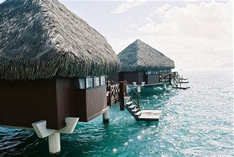 Overwater Bungalows And Overwater Villas  Visual Itineraries