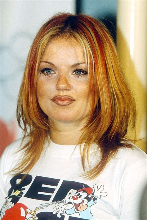 Geri Ginger Halliwell The Spice Is Right Ginger