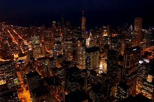 Photo of The Day: Night View From Willis Tower! – Chicago ...