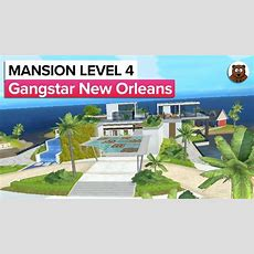 Gangstar New Orleans  Ios  Android Gameplay  Mansion Level 4 Youtube