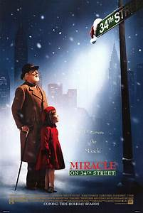 Miracle on 34th street movie posters at movie poster ...