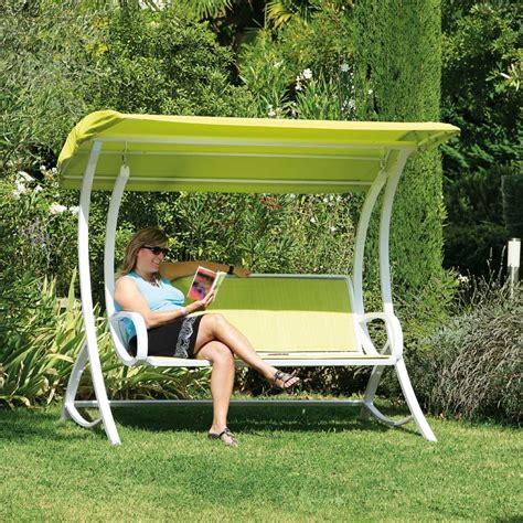 Balancelle Jardin Ikea by Balancelle 3 Places Bambou Transat Chilienne