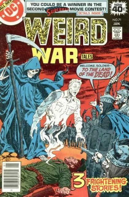 weird war tales  death camp issue