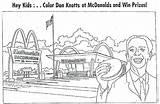 Coloring Kolorowanki Rocks Restauracje Dzieci Dla Restaurant Knotts sketch template