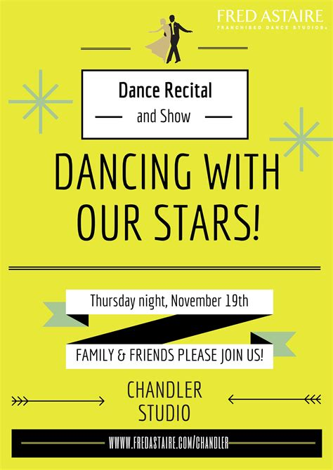 Dancing With Our Chandler Dance Stars Chandler