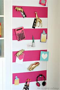 Large DIY Magnetic Board Painted Or Fabric Covered
