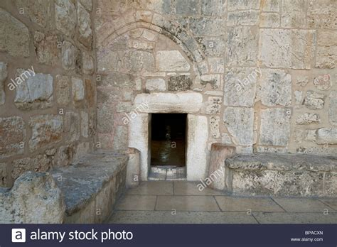 door  humilitychurch   nativitybethlehempalestine stock photo alamy