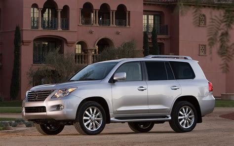 Lexus Lx 570 2018 Widescreen Exotic Car Picture 01 Of 54