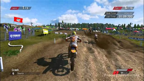 motocross racing games download mxgp the official motocross videogame gameplay pc hd