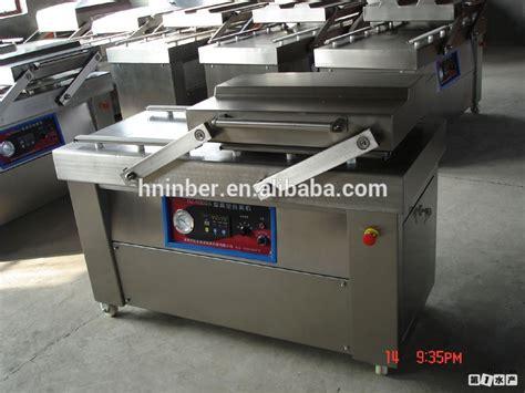 chamber vacuum sealernitrogen flushing packing machinery