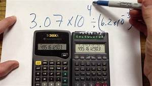 Calculators With Scientific Notation  With Images