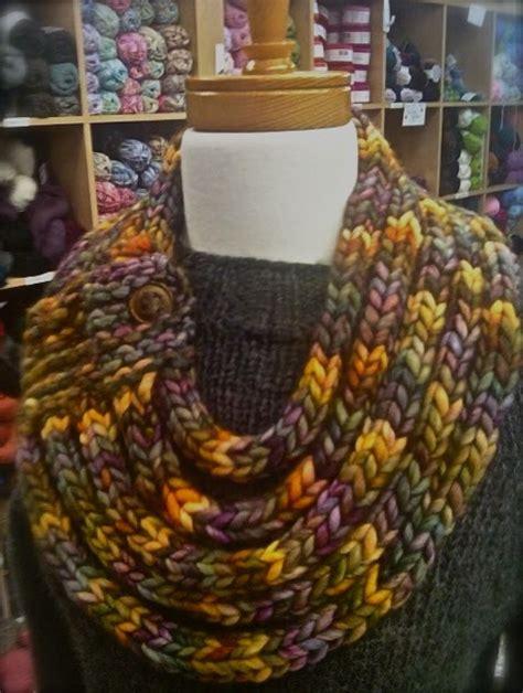 gina browns yarn vancouver ropes cowl