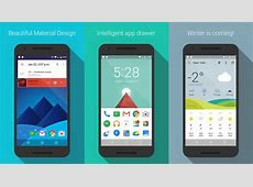 Download This ASAP Launcher is a fast and material