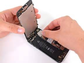 how to replace battery in iphone 5s iphone 5 battery replacement ifixit