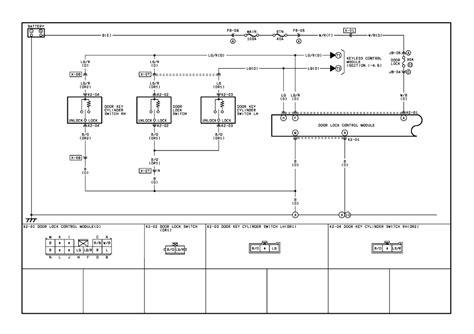 Garage Door Sensor Wiring Schematic Diagram
