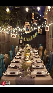 This is a beautiful 10 year wedding anniversary party idea for 10 year wedding anniversary party ideas