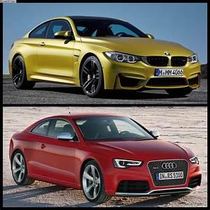 Photo Comparison  Bmw M4 Vs Audi Rs5