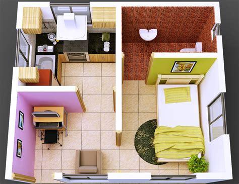 contoh desain interior rumah sederhana minimalis rumah