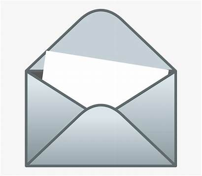 Envelope Clip Clipart Letter Clipground Type