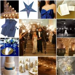 royal blue and gold wedding decorations celestial weddings when you wish upon a principles in wedding