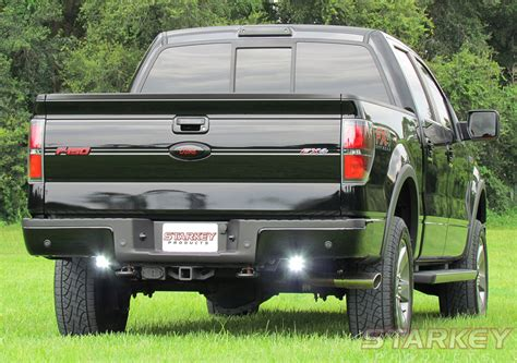 complete truck suv backup reverse lighting kit