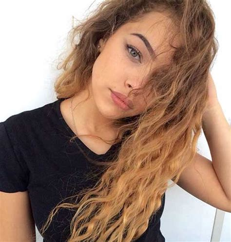 Light Hairstyles by 25 Light Curly Hair Hairstyles And Haircuts Lovely
