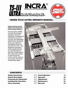 Ts-iii Ultra Manuals