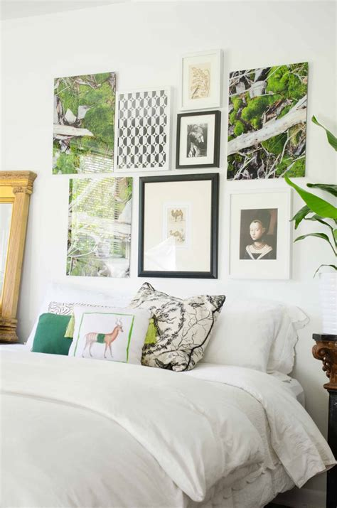 Bedroom Wall Decor by Three Bedroom Styles Eclectic Thou Swell
