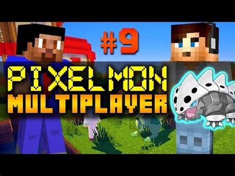 Minecraft Pixelmon Mod