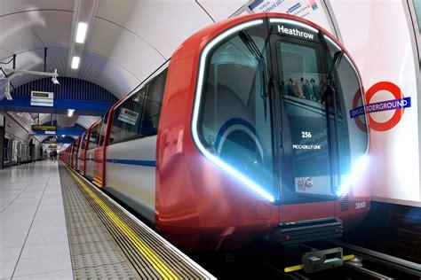 revealed    driverless tube trains
