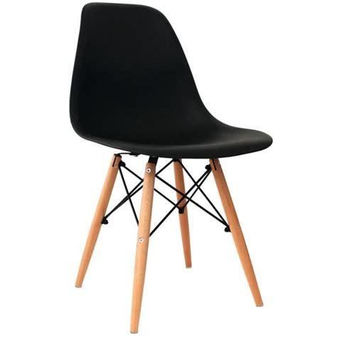lot chaises pas cher lot de 4 chaises design noir achat vente chaise salle a manger pas cher couleur et