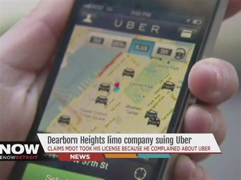 Local Limo Companies by Local Limo Company Takes Uber To Court