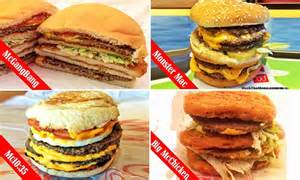 Does the McDonald's secret menu REALLY exist? | Daily Mail ...