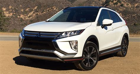 2018 Mitsubishi Eclipse Cross First Drive  Consumer Reports