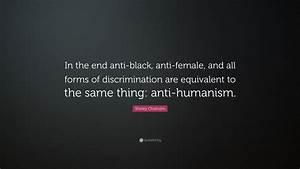 Shirley Chishol... Anti Humanism Quotes