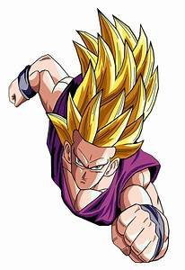 DRAGON BALL Z WALLPAPERS: Adult Gohan super saiyan 3