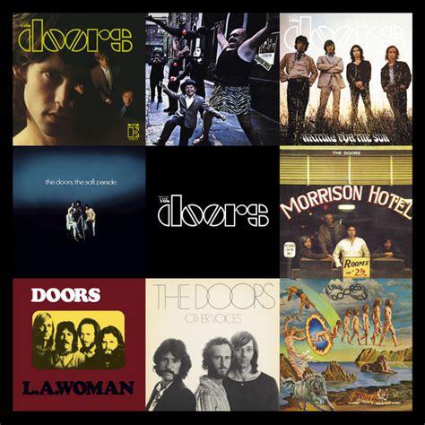 the doors album the complete studio albums the doors and