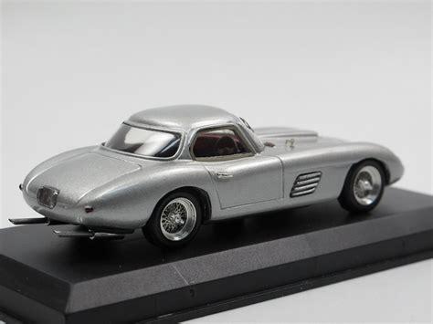More about the ferrari 375 mm car. Top Model - 1955 Ferrari 375 MM Coupe R. Rossellini 1/43 in OVP