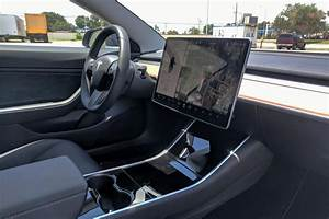 2020 Tesla Model 3 Interior Photos | CarBuzz