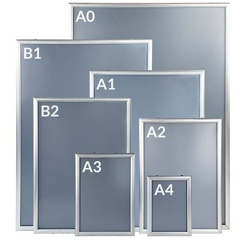 poster cornice cornice in alluminio cornice porta foto poster immagini
