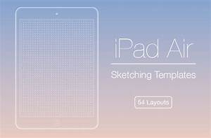 collection of free printable ui ux templates 1stwebdesigner With ipad grid template