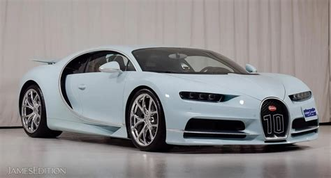 Now, bugatti's suppliers, who are located throughout europe, work hard to deliver the parts that are needed to molsheim in time for assembly. One-Off Bugatti Chiron Vainqueur de Coeur Is A Light Blue ...