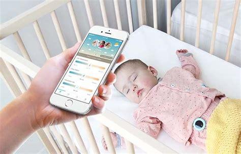 allb smart baby monitor tracks  babys temperature