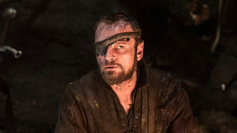 actor in game of thrones and fortitude richard dormer on beric returning to game of thrones