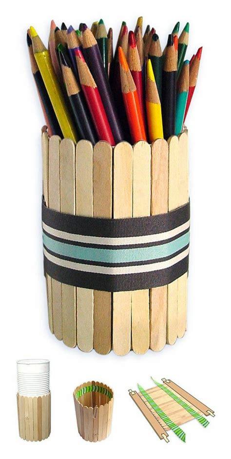 id馥 cadeau bureau 1001 idées pour fabriquer un pot à crayon adorable soi même